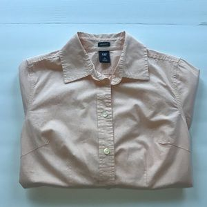 GAP Women's Button Down Dress Shirt, size XS